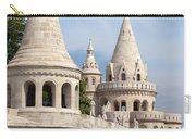 Fisherman Bastion In Budapest Carry-all Pouch