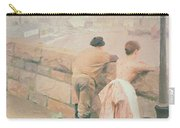 Fisherman St. Ives Carry-all Pouch by Anders Leonard Zorn