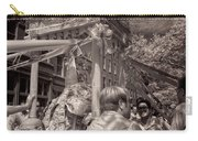 Fisherman's Feast North End Of Boston Carry-all Pouch by Joann Vitali