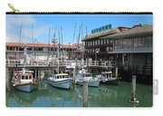 Fishermans Wharf Carry-all Pouch