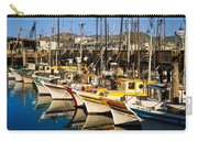 Fishermans Wharf San Francisco Carry-all Pouch