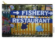 Fishery Carry-all Pouch