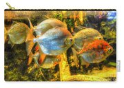 Fishfull Thinking Carry-all Pouch