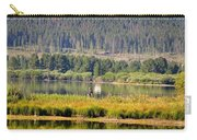 Fishing At George Town Lake Carry-all Pouch