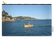 Fishing Boat - Cote D'azur Carry-all Pouch