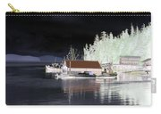 Fishing Boat Dock - Ketchican - Alaska - Photopower 01 Carry-all Pouch