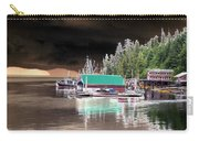 Fishing Boat Dock - Ketchican - Alaska - Photopower 02 Carry-all Pouch