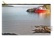 Fishing Boat Intwillingate Harbour-nl Carry-all Pouch