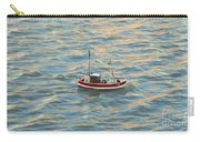 Fishing Boat Jean Carry-all Pouch