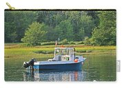 Fishing Boat Cape Neddick Maine Carry-all Pouch
