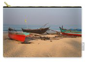 Fishing Boats Carry-all Pouch
