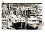 Fishing Boats In Alma Carry-all Pouch