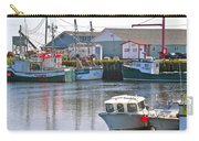 Fishing Boats In Branch-nl Carry-all Pouch