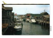 Fishing Boats In Fishtown Carry-all Pouch