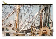 Fishing Boats In Harbour Carry-all Pouch
