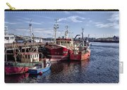 Fishing Boats In Killybegs Donegal Ireland Carry-all Pouch