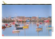 Fishing Boats In The Howth Marina Carry-all Pouch