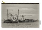 Fishing Boats - Wildwood New Jersey Carry-all Pouch