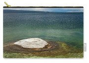 Fishing Cone In West Thumb Geyser Basin Carry-all Pouch
