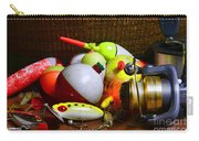Fishing - Freshwater Tackle Carry-all Pouch by Paul Ward