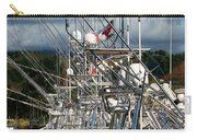 Fishing Fury Carry-all Pouch by Karen Wiles