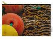Fishing Gear Abstract Carry-all Pouch