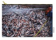 Fishing In Maine Carry-all Pouch