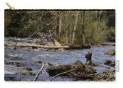 Fishing In Pacific Northwest Carry-all Pouch