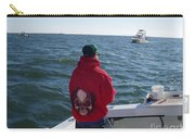Fishing In Rough Seas Carry-all Pouch