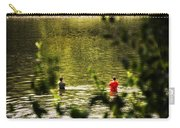 Fishing In The Pond Carry-all Pouch