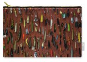 Fishing Lures 01 Carry-all Pouch