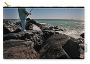 Fishing Off The Jetty Carry-all Pouch