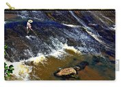 Fishing On The South Fork River Carry-all Pouch