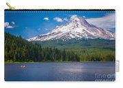 Fishing On Trillium Lake Carry-all Pouch