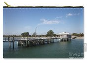 Fishing Pier Fort De Soto Carry-all Pouch
