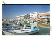 Fishing Port In Jaffa Tel Aviv Israel Carry-all Pouch