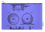 Fishing Reel Patent 1930 Carry-all Pouch