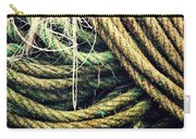 Fishing Rope Textures Carry-all Pouch