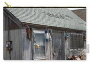 Fishing Shack In Rockport Ma Carry-all Pouch