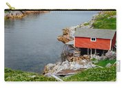 Fishing Stage Little Fogo Island Newfoundland Carry-all Pouch