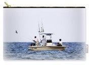 Fishing The Shallows Carry-all Pouch