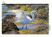 Fishing The Tide Carry-all Pouch
