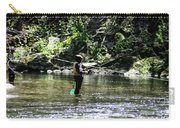Fishing The Wissahickon Carry-all Pouch