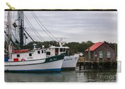 Fishing Trawlers Carry-all Pouch
