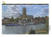 Fishing With Oscar - Doncaster Minster Carry-all Pouch
