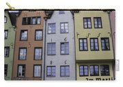 Fishmarket Townhouses 2 Carry-all Pouch