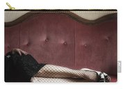 Fishnet Tights Carry-all Pouch