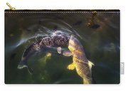 Fishy Kisses Carry-all Pouch
