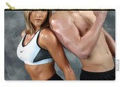 Fitness Couple 43 Carry-all Pouch