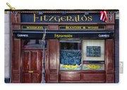 Fitzgeralds Pub - Dublin Ireland Carry-all Pouch
